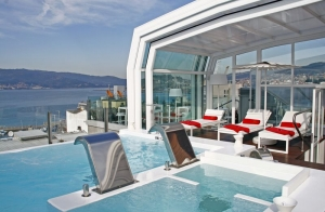 Exclusiva sesión SPA, Gran Hotel Nagari*****.Opción a masaje sueco