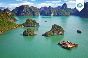 Circuito de 12 días por Vietnam