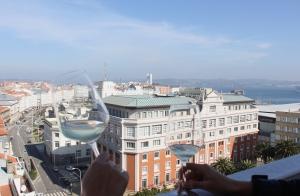 Menú exquisito Boavista con inmejorables vistas de A Coruña