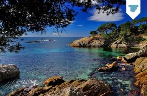 Costa Brava 8 días para 2 o 4  personas