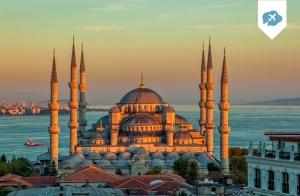 Descubre Estambul y Capadocia 8 días
