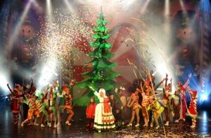 Entradas para el espectacular Circo de Nadal en Vigo. ¡Oferta limitada!