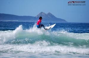 Cursos de Surf  de 2h. en Nigrán, Grove, Arteixo