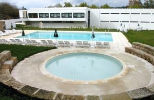 En verano exclusiva escapada: lujo y relax en Hotel Bienestar Termas de Monçao. Portugal