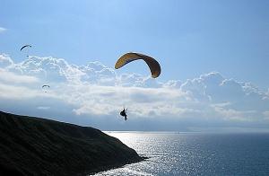 Este verano y otoño ¡vuelo en parapente! Vídeo incluido