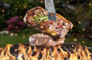 Menú completo para 2: arroz de marisco o parrillada premium de carnes