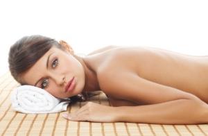Peeling corporal, más masaje con oro o perla ¡Tratamiento de relajación corporal!