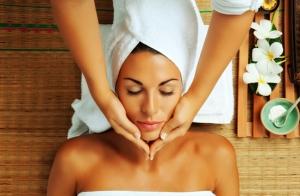 Tratamiento corporal de envoltura SPA con aceite de Argán y masaje relax e hidratación facial