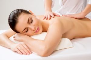 Masaje corporal relajante, terapéutico o circulatorio