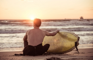2 horas de clases de surf