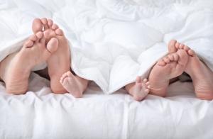 Reflexología podal para adultos y niños