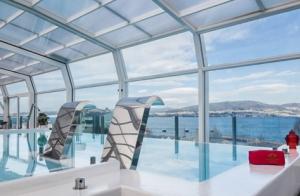 Lujo y relax en el<strong> MEJOR HOTEL URBANO de Espa�a</strong> <strong>Gran Hotel Nagari***** Boutique & Spa</strong>, en pleno coraz�n de Vigo.