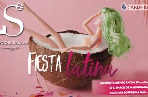 Entradas Termaria Fiesta Latina Noche Salada 2 de septiembre ¡Oferta limitada!