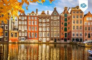 8 días en Amsterdam, Bruselas y Brujas