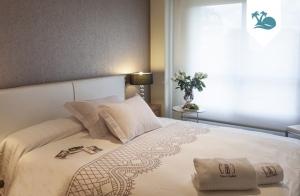 Apartamentos de lujo y spa con residencias class & confort para 4 o 6 personas. Portonovo (Sanxenxo)