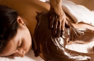 Masaje corporal relajante de chocolaterapia (45 minutos)