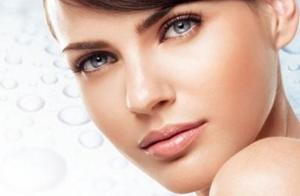 Higiene y tratamiento facial con ampolla flash