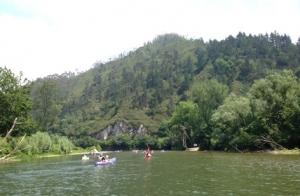 Ruta en kayak. Increíbles paisajes y deporte en un mismo plan