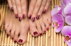 Manicura y pedicura. ¡Luce manos y pies esta temporada!