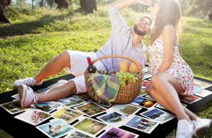 Manta especial picnic personalizada