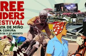 Abono Free Riders Festival- 24-27 agosto- Miño