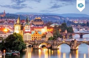 Viaja 8 días por Viena, Praga y Berlín