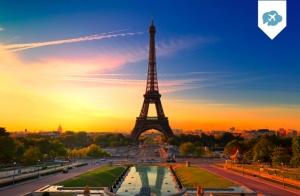 París, vuelo y 3 noches AD