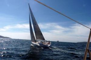 Excursión en velero por el Golfo Ártabro