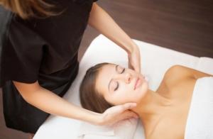 Tratamiento facial con bioterapia